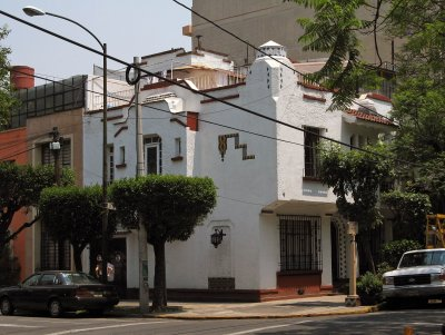 Parque Mexico 6, Colonia Condesa