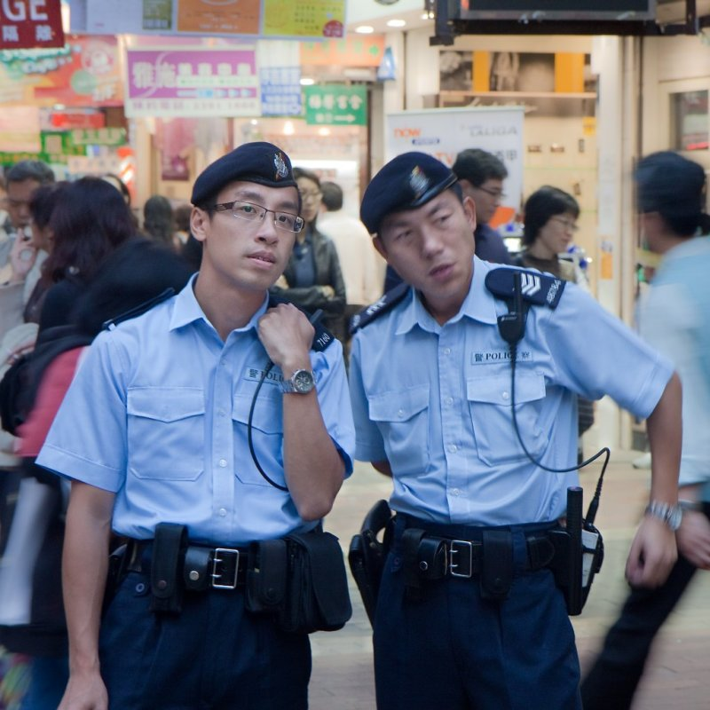 integrity of hk police officer Hong kong's law and order lies primarily in the integrity of those tasked to maintain it the police, being the largest disciplinary force in the city, are expected to uphold the highest.