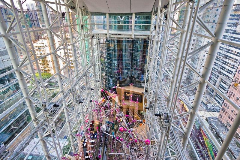 Langham Place Grand Atrium