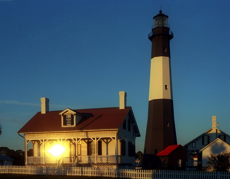 Tybee Light