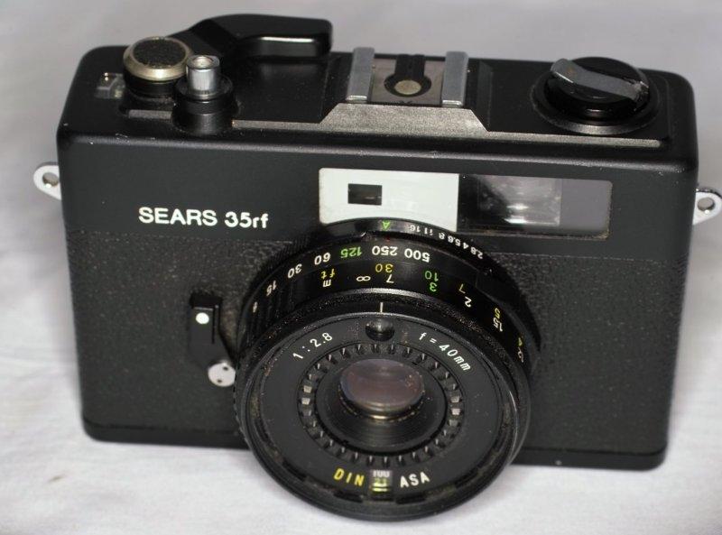 My Sears 35rf