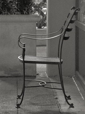 Seated Portrait