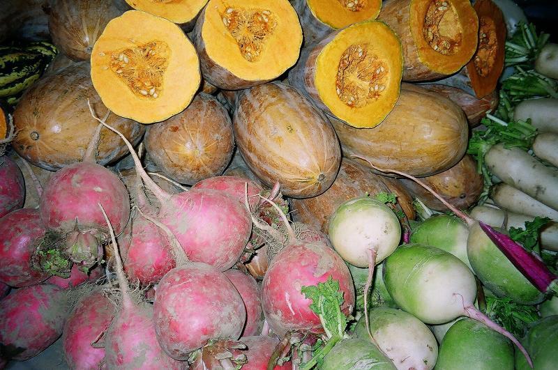 Beijing Market vegies1