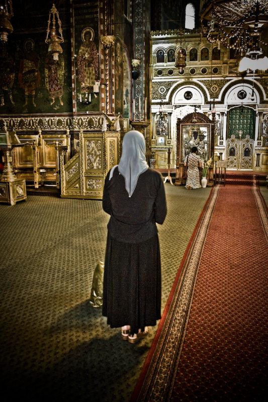 Waiting To Pray