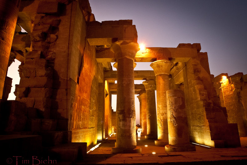 Temple at Kom Ombo