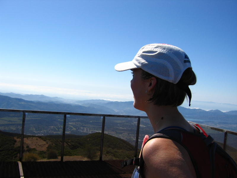 Eden Enjoys the View