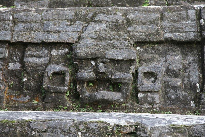 Altun Ha ruins in Belize