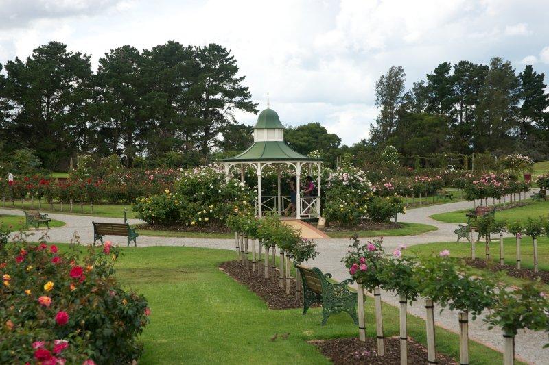 Victorian State Rose Garden