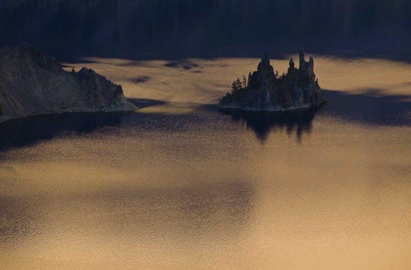 <B>Fairyland</B> <BR><FONT SIZE=2>Crater Lake, Oregon - September, 2008</FONT>