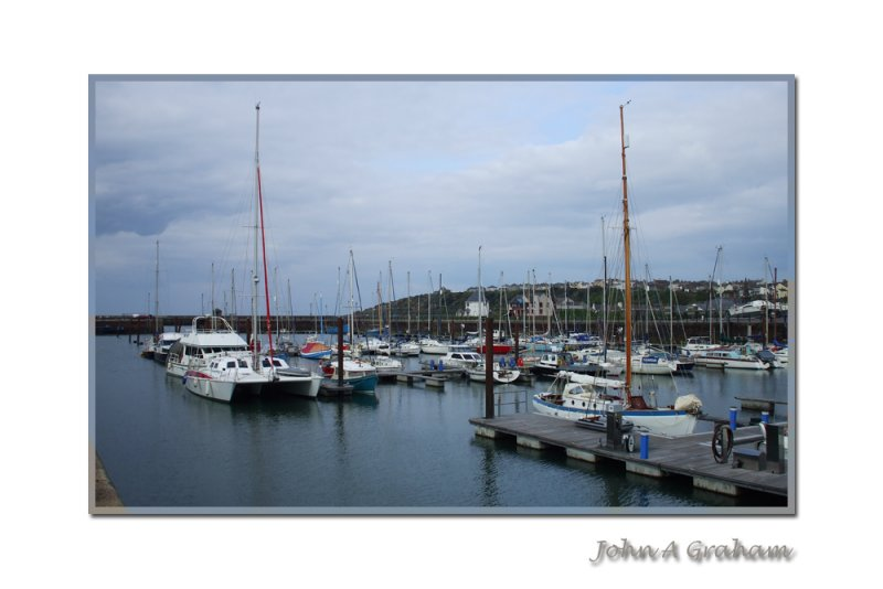 Maryport marina