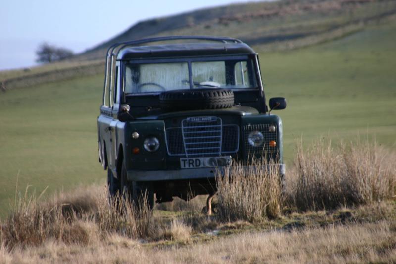 Ians Land Rover