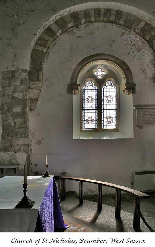 Bramber (W.Sussex), St.Nicholas