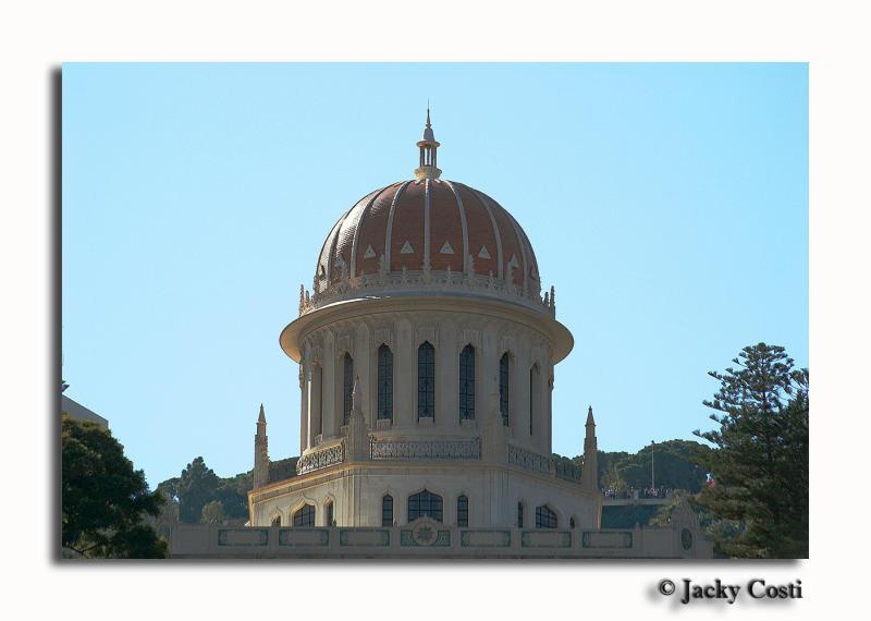 The Bahai Shrine