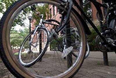 Sept. 6, 2006 - Beneath the wheel