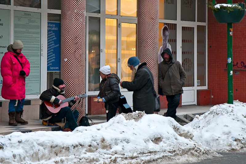 ACTION: Street Music