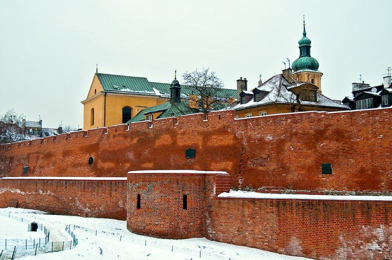 Old Town And The Walls