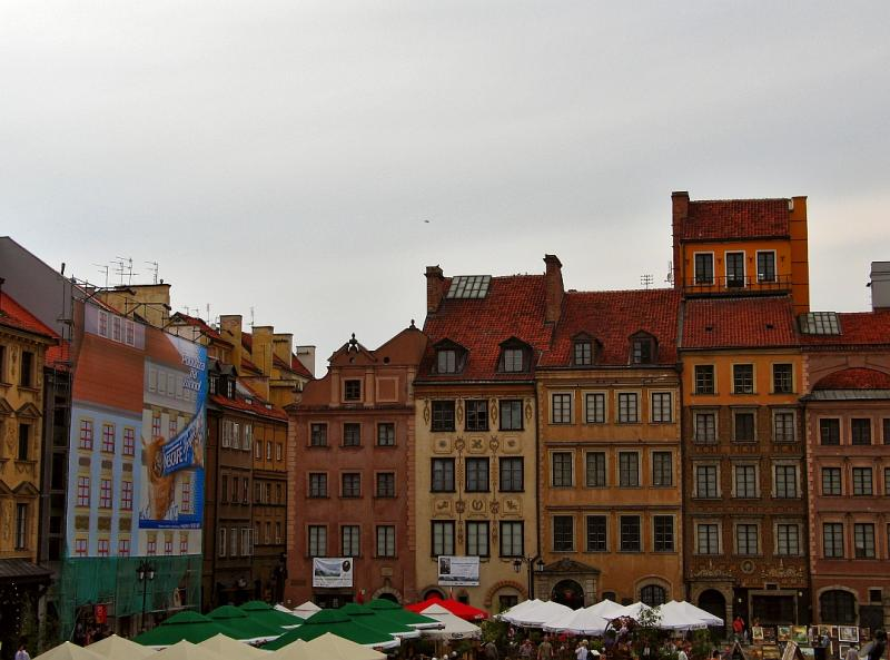 The Old Town Market Square