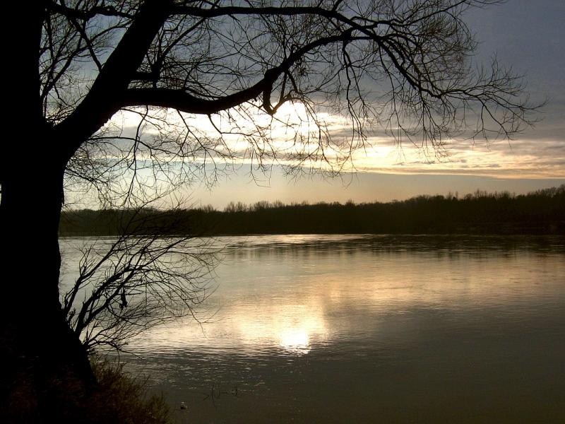 Light At The River