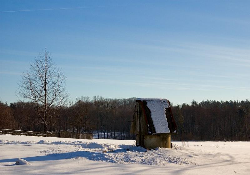 Moczary Rural Landscape