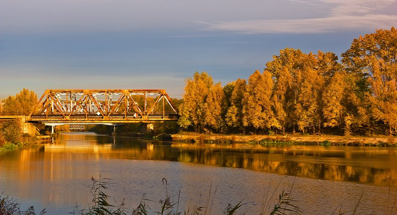 Like A Bridge...