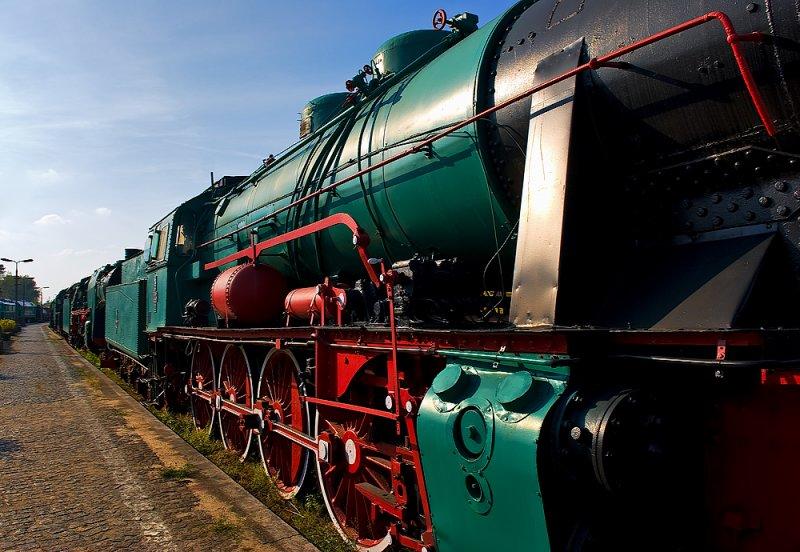 Locomotive Os24-7