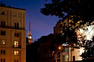 Night Street and PKiN