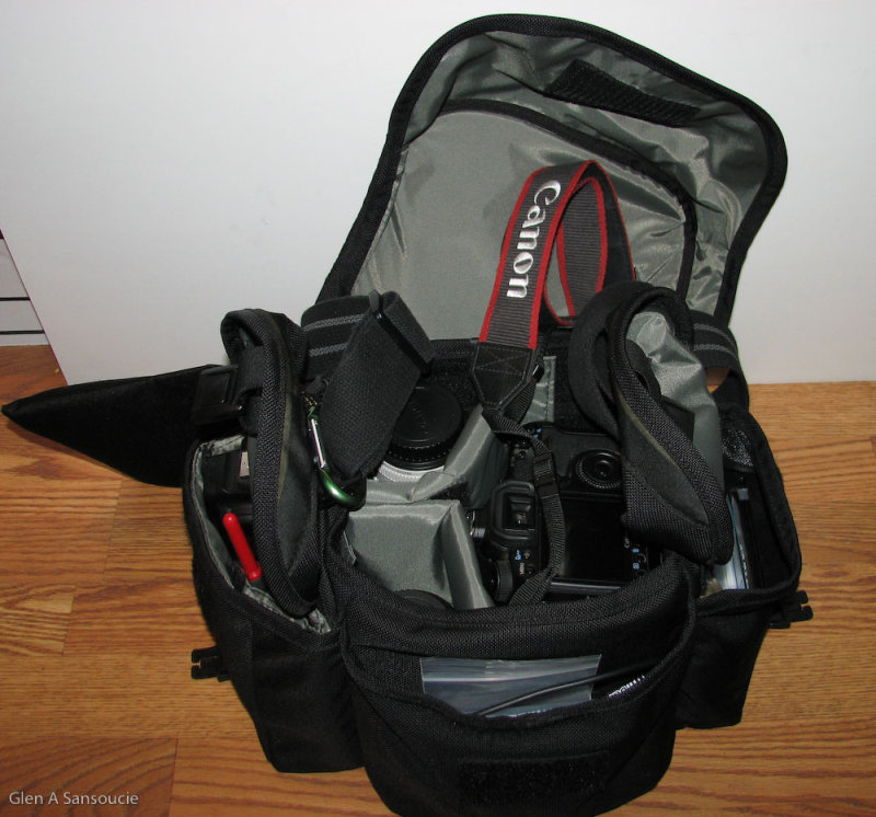 My Camera Bag (Domke J3)