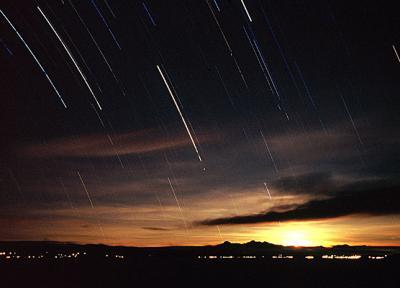 10 - Falling Stars? - Isla del Sol
