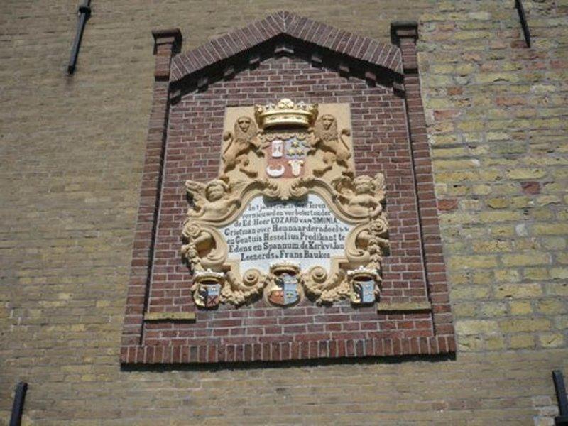 Spannum, NH kerk gevelsteen 1 [004], 2008.jpg