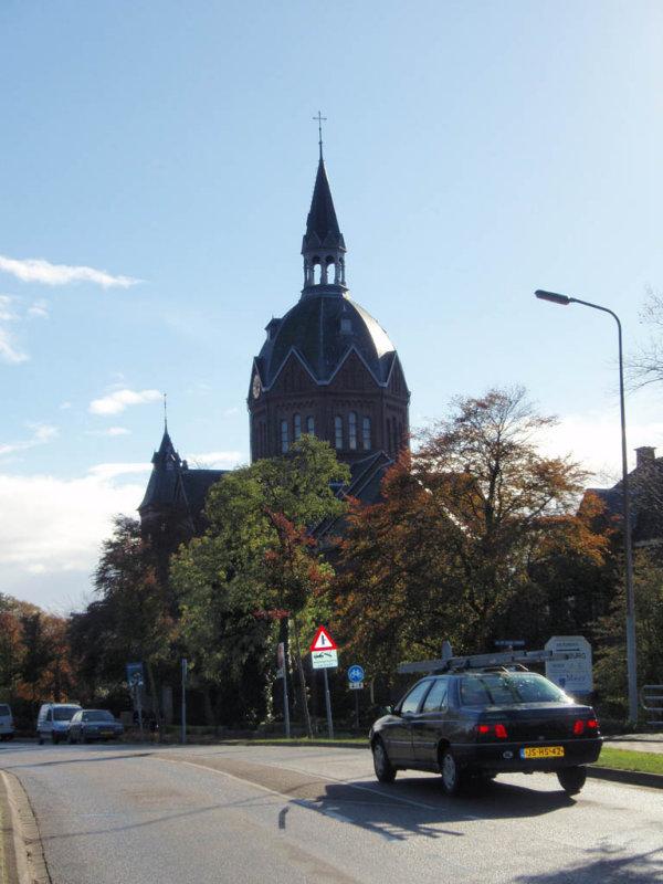 Zoeterwoude Rijndijk, RK Meerburgkerk, 2007.jpg