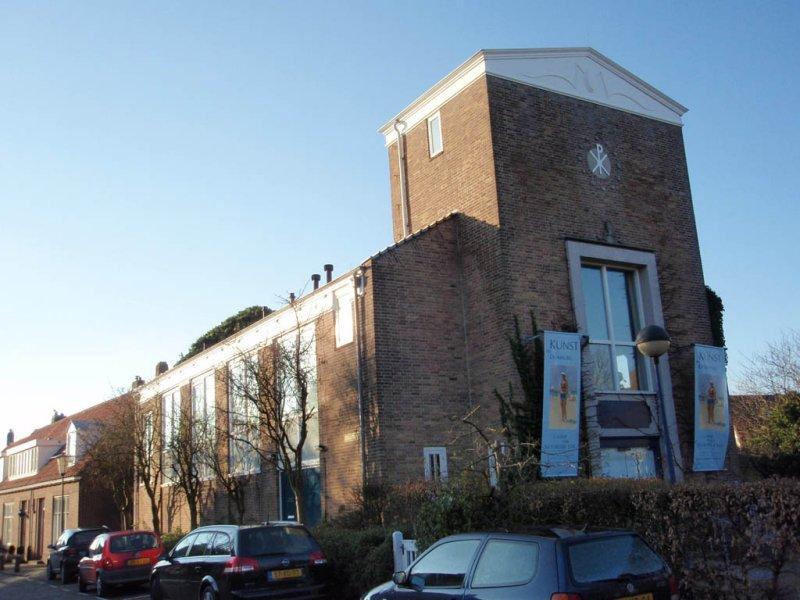Domburg, geref kerk, 2007
