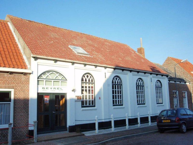Westkapelle, geref Bethelkerk, 2007.jpg