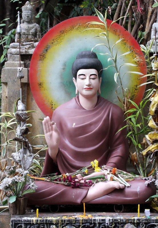CHIANG MAI - WAT UMON - CHRISTMAS IN THAILAND TRIP 2008 (5).JPG