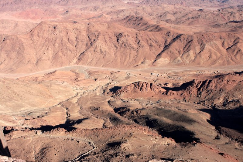 Mt Sinai view