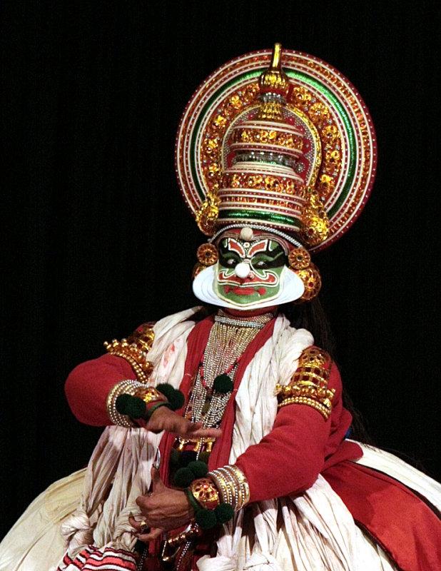 Mahabarrata, Kathakali Centre