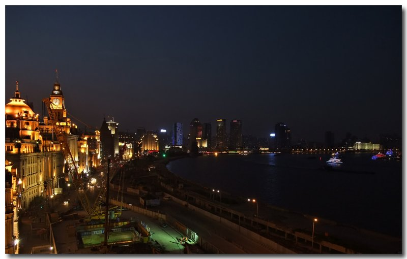 evening lights...