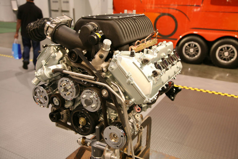 57 Liter Tundra Engine Photo George Kolb Photos At Pbase