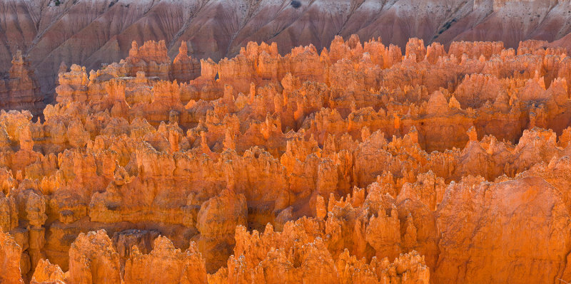 October : Sunset at Bryce Canyon