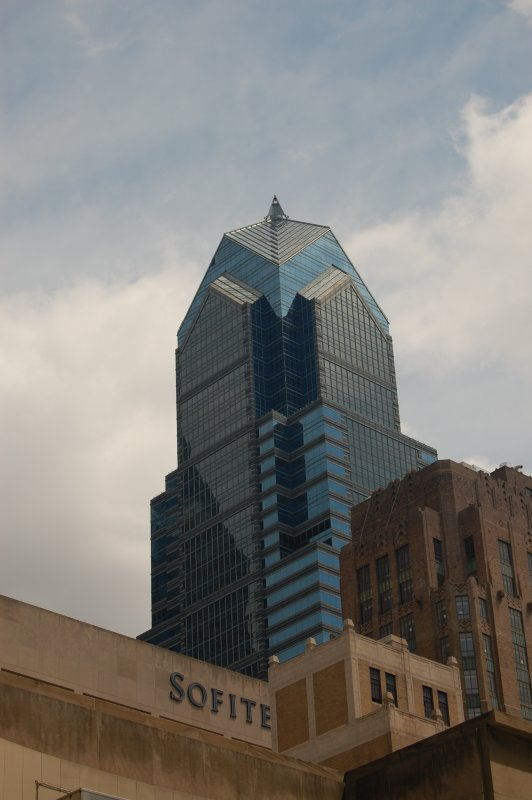 Two Liberty Place From Walnut St