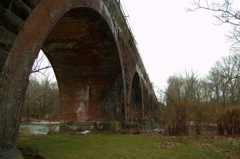 ? Bridge  (Playwicki Park Langhorne)