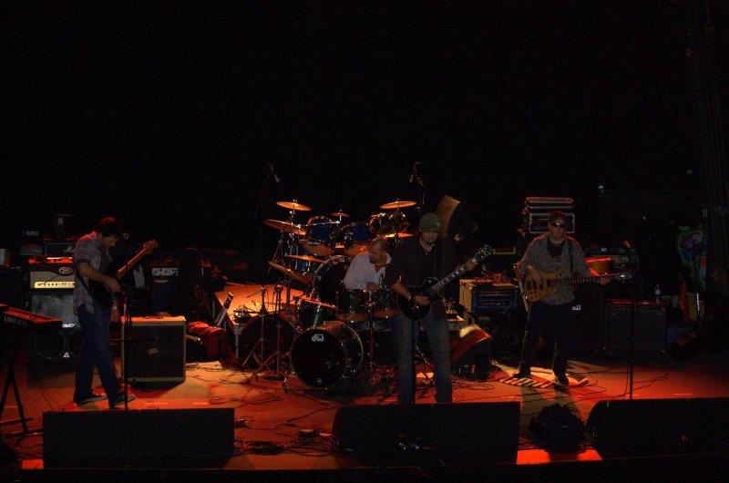 Raymond Ward Band