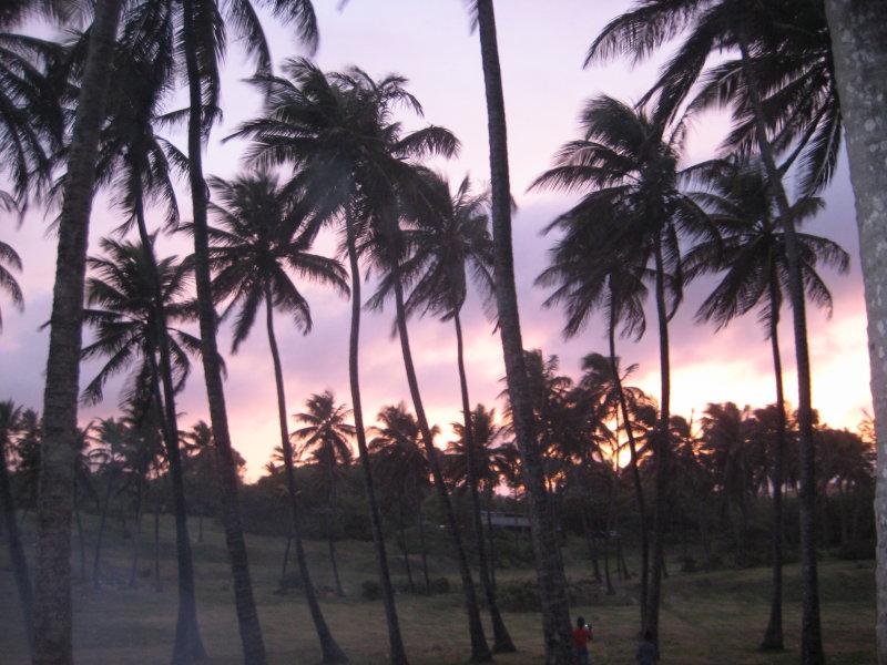 Sunset at Rawacou