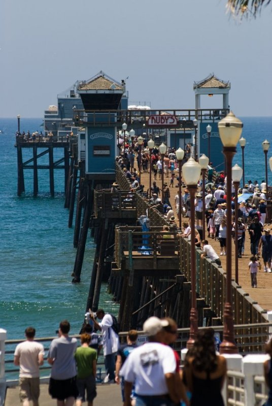 n3487 Pier of Oceanside
