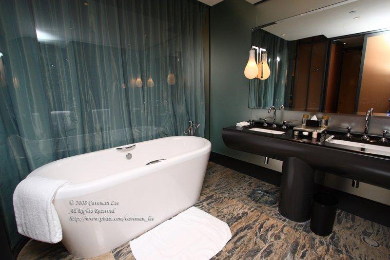 Bathroom of MGM