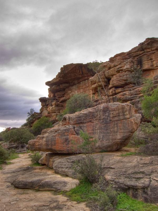 rock formation near cederberg CRW_0752