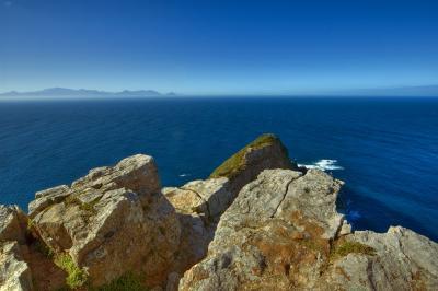 Cape National park: rocks and ocean _DSC0324