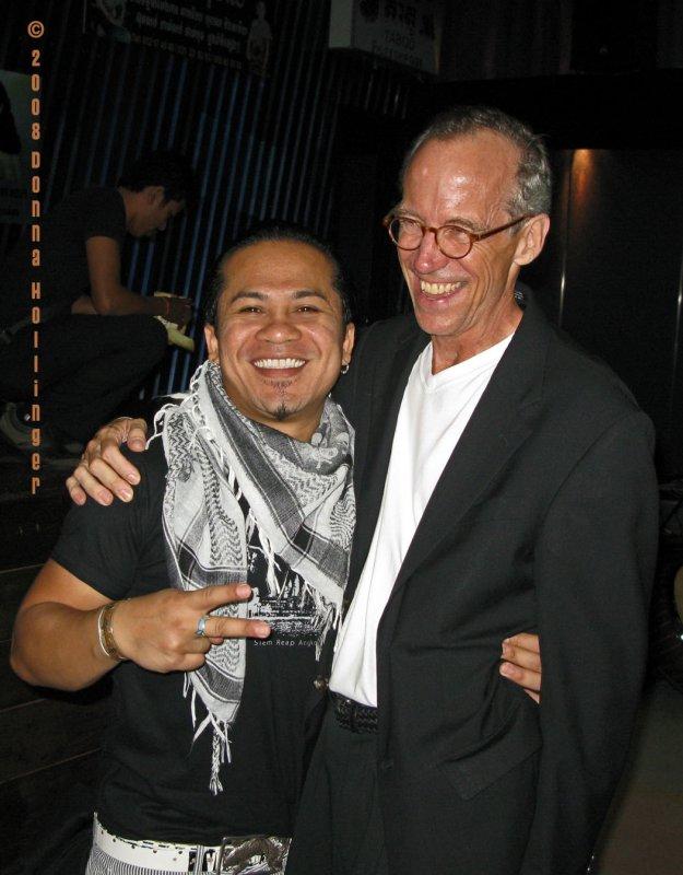 Tony Re-al and John Burt