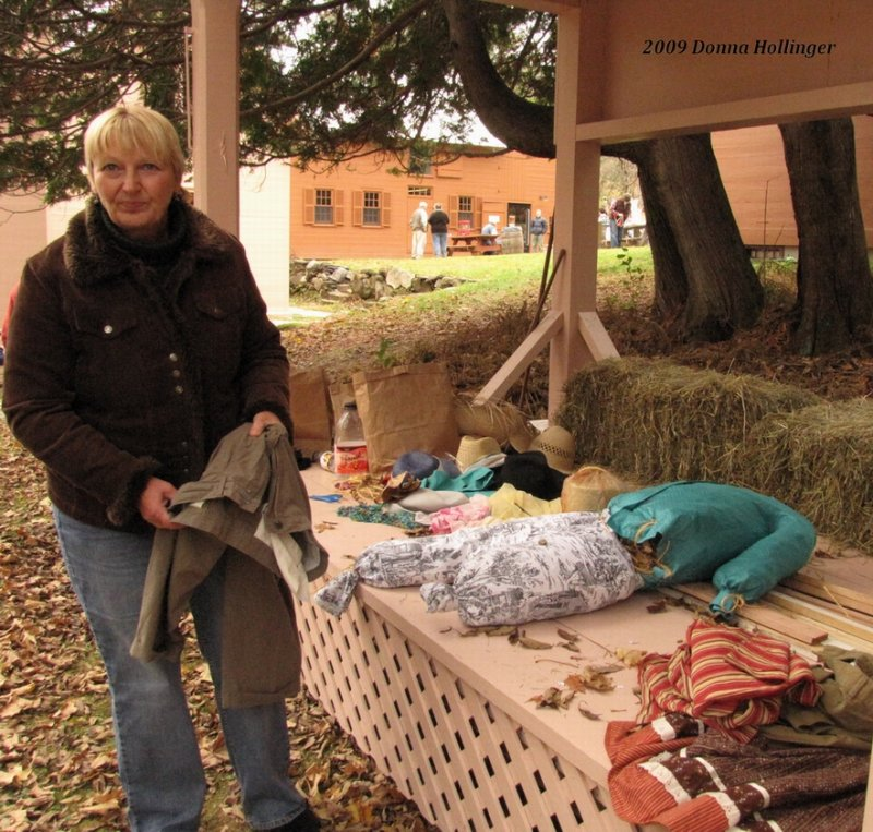 The Scarecrow Maker