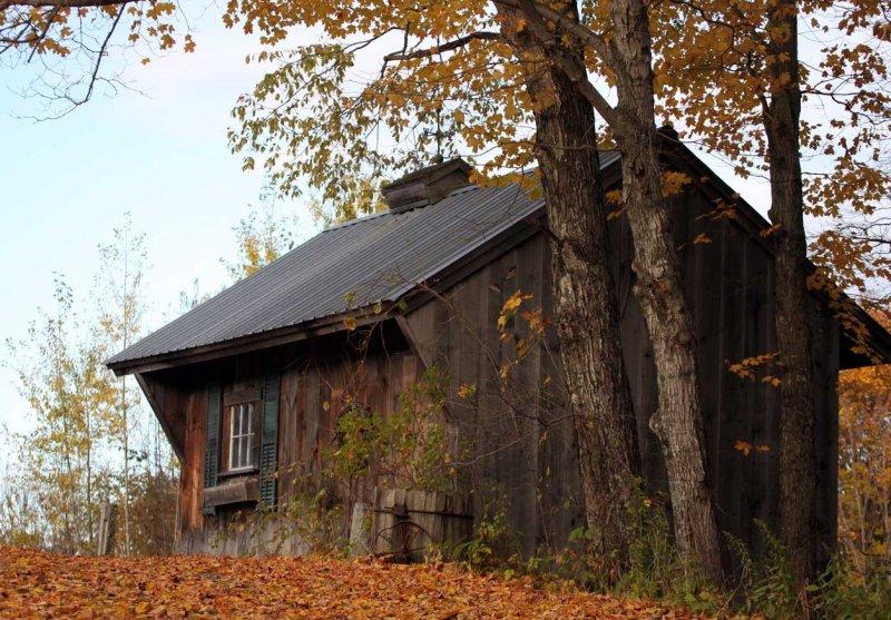 Vershire  Cabin