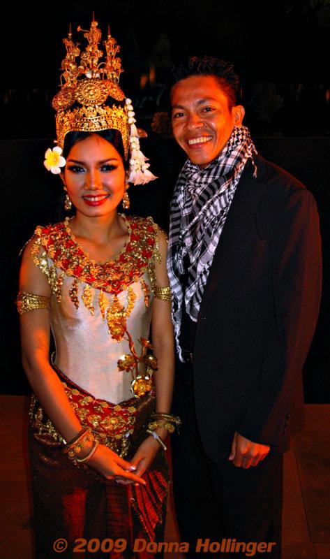 Sethisak and Sok Povan